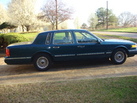 1997 Lincoln Town Car Cartier, 1997 Lincoln Town Car 4 Dr Cartier Sedan picture, exterior