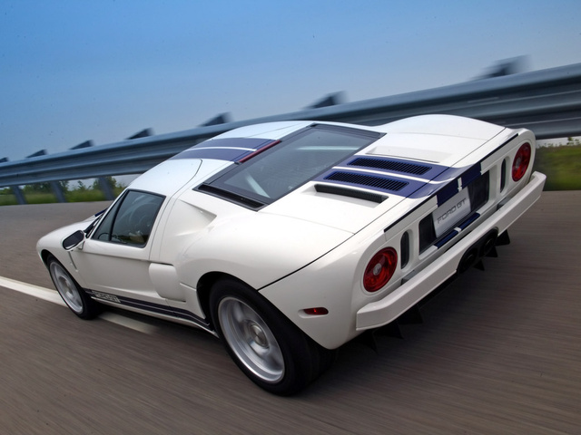Picture Of  Ford Gt Exterior Gallery_worthy