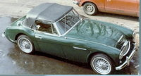 Picture of 1964 Austin-Healey 3000, exterior