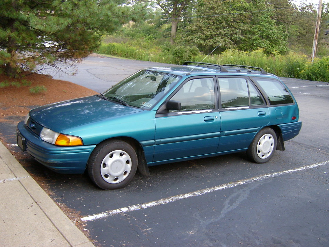Used 1996 Ford Escort Review & Ratings Edmunds