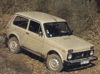 1992 Lada Niva Overview