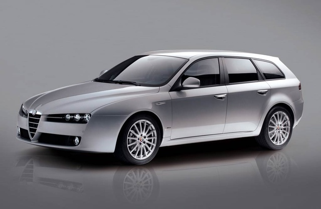 Picture of 2007 Alfa Romeo 159, exterior, gallery_worthy