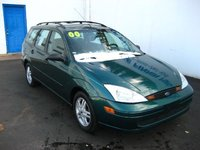 Picture of 2000 Ford Focus SE Wagon, exterior