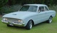 1960 Ford Falcon picture, exterior