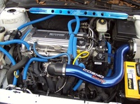 Picture of 2004 Chevrolet Classic 4 Dr STD Sedan, engine