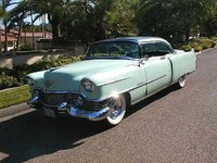 1954 Cadillac DeVille Overview