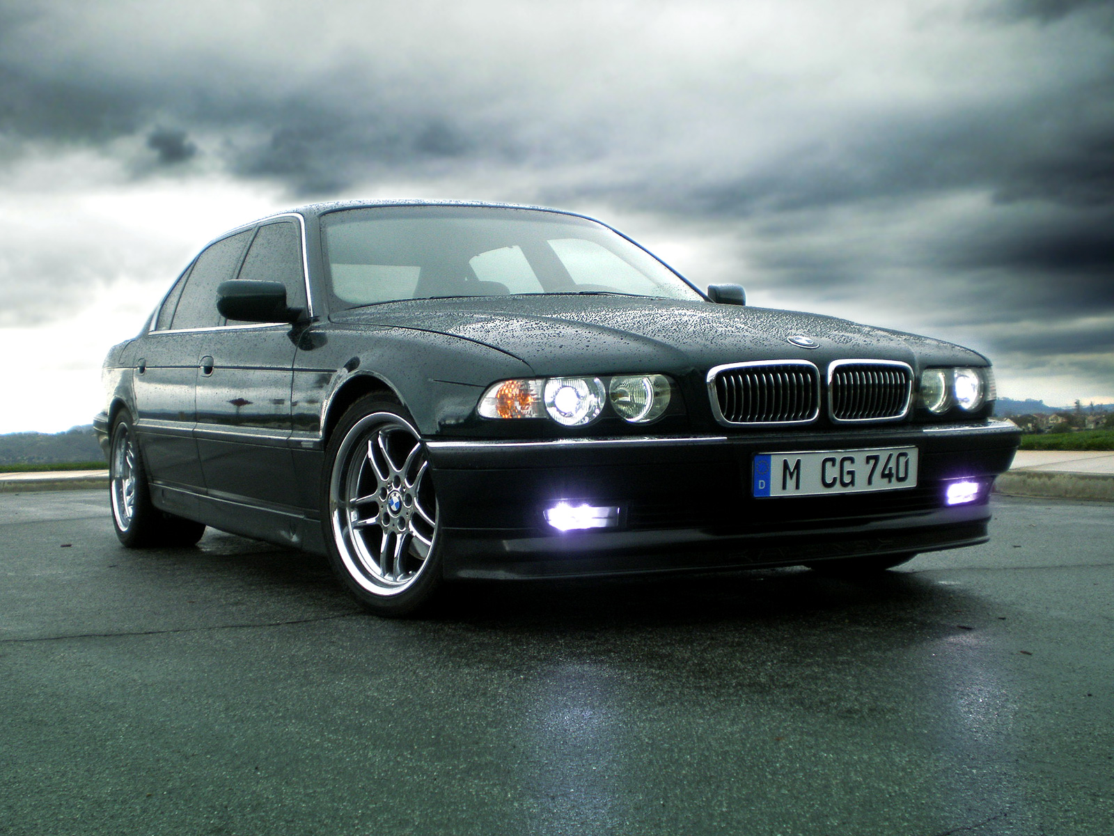 1995 Bmw 7 Series Pictures Cargurus