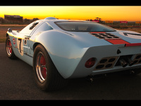1968 Ford GT40, 2006 Ford GT Base picture, exterior