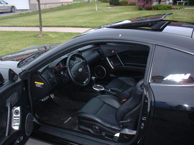 Picture Of 2003 Hyundai Tiburon GT FWD, Interior, Gallery_worthy