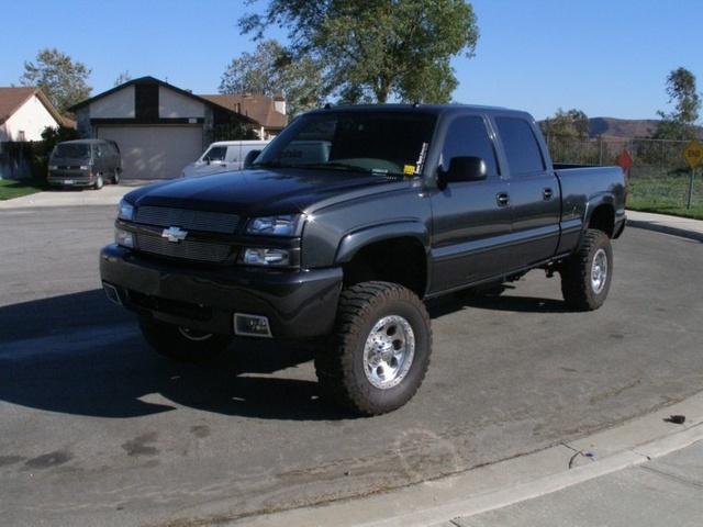 2004 Chevy Silverado For Sale >> 2004 Chevrolet Silverado 2500 Pictures Cargurus