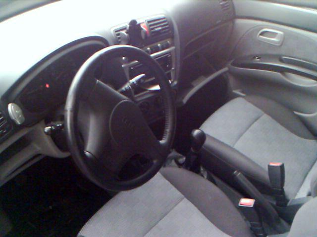 2005 Kia Picanto - Interior Pictures - CarGurus