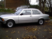 1980 BMW 3 Series 320i, 1980 BMW 320i picture, exterior
