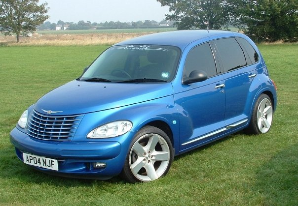 2004 Chrysler PT Cruiser Limited picture
