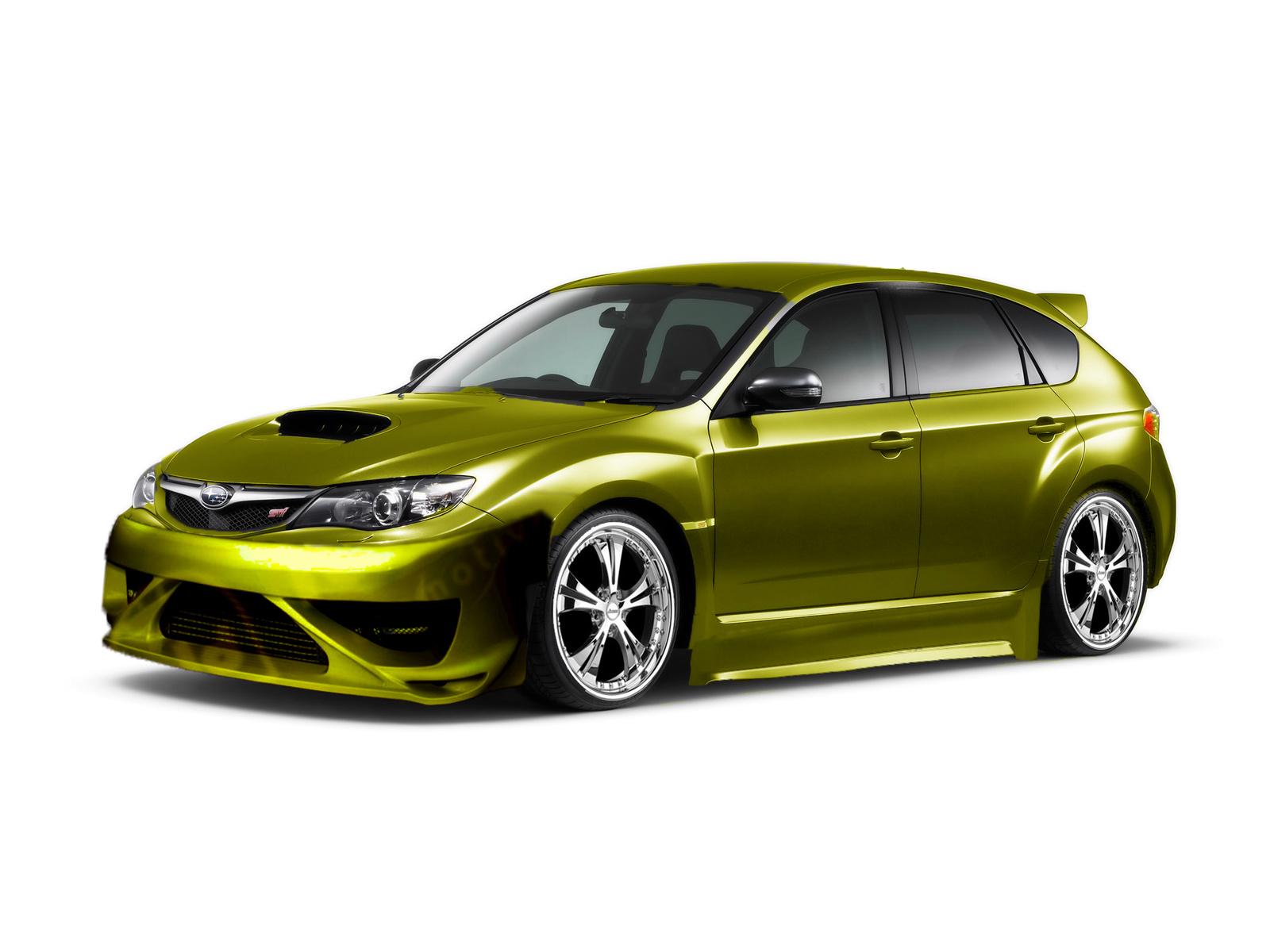 2008 Subaru Impreza Wrx Sti Pictures Cargurus