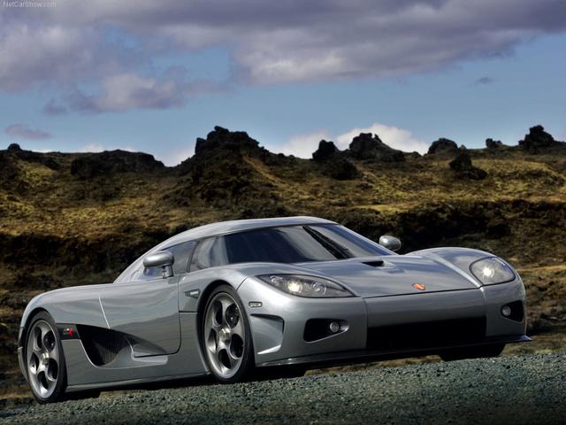Picture of 2007 Koenigsegg CCX, exterior