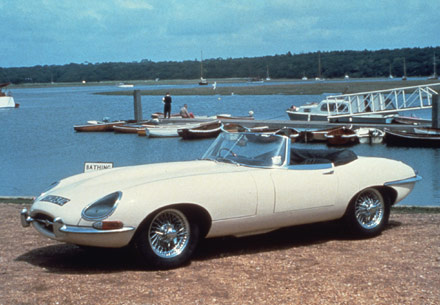 Picture of 1965 Jaguar E-TYPE, gallery_worthy