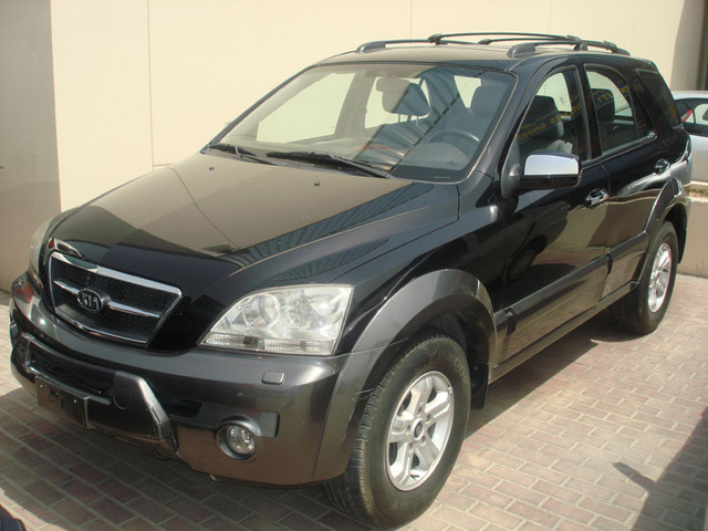 Picture of 2004 Kia Sorento LX, exterior, gallery_worthy