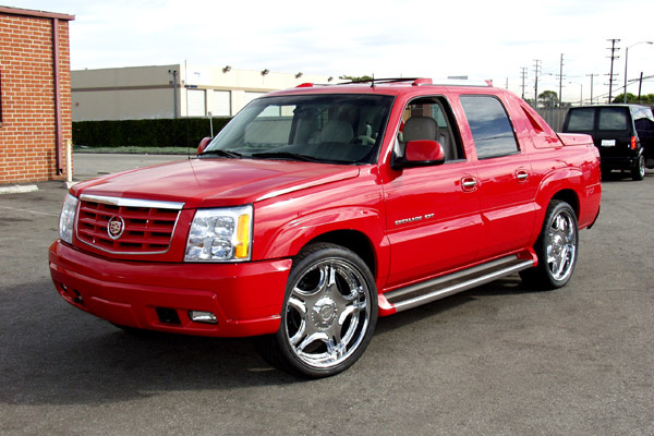2013 Cadillac Escalade For Sale >> 2006 Cadillac Escalade EXT - Pictures - CarGurus