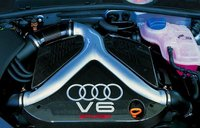 Picture of 2001 Audi RS 4, engine
