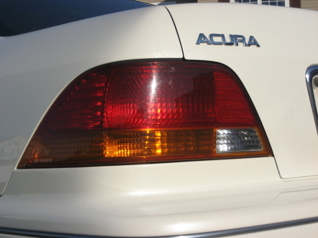 Acura RL Overview CarGurus - 98 acura rl for sale