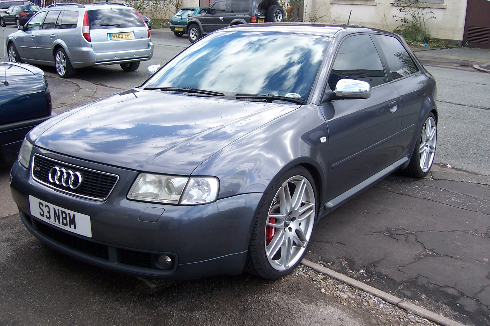 2000 Audi S3 Related Infomation,specifications