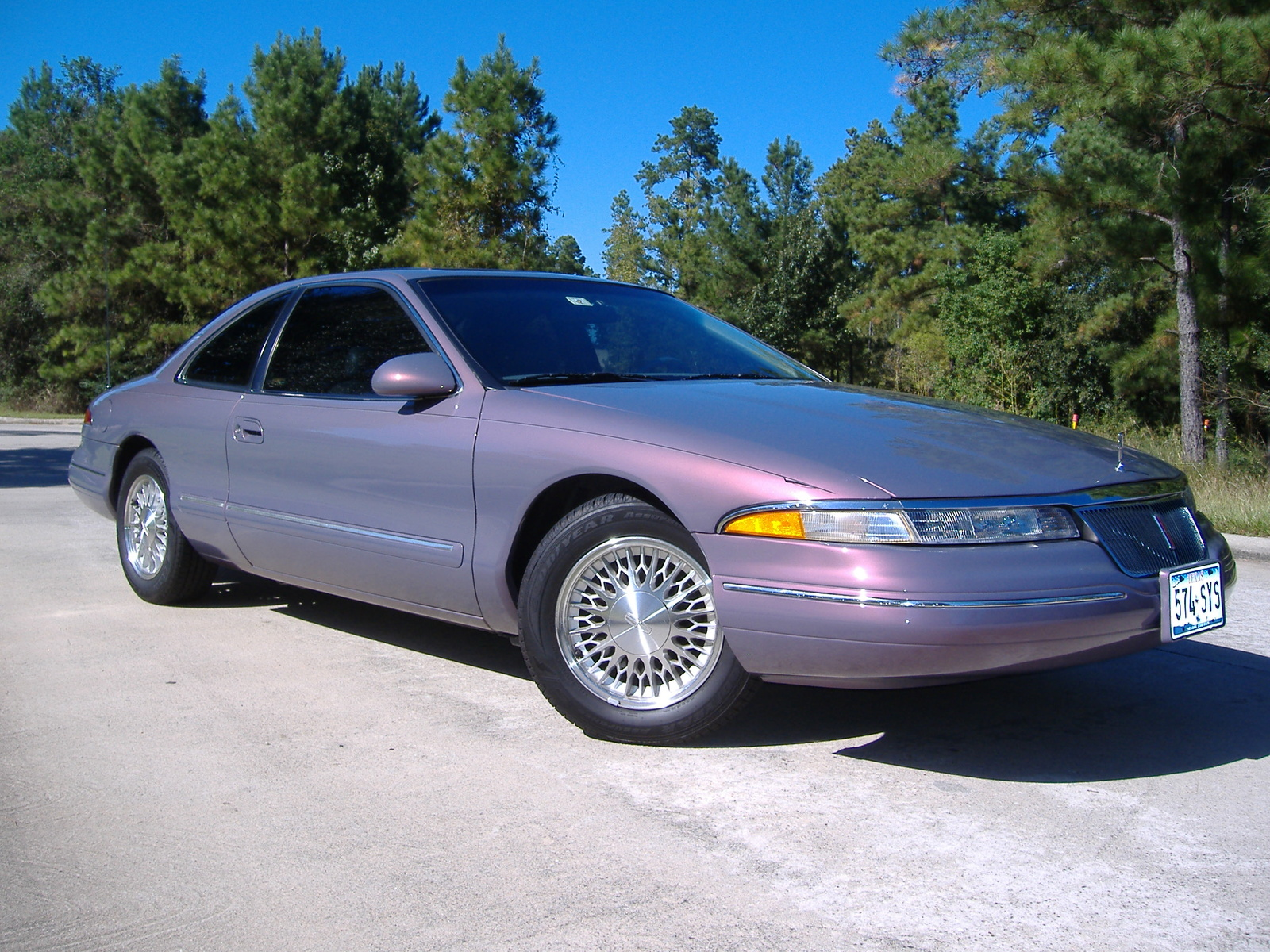 1995 lincoln mark viii related infomation specifications. Black Bedroom Furniture Sets. Home Design Ideas