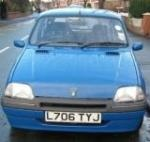 Picture of 1994 Rover Metro