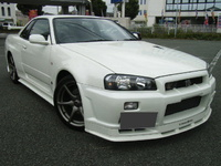 2004 Nissan Skyline Overview