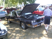 1984 Oldsmobile 442 picture, exterior