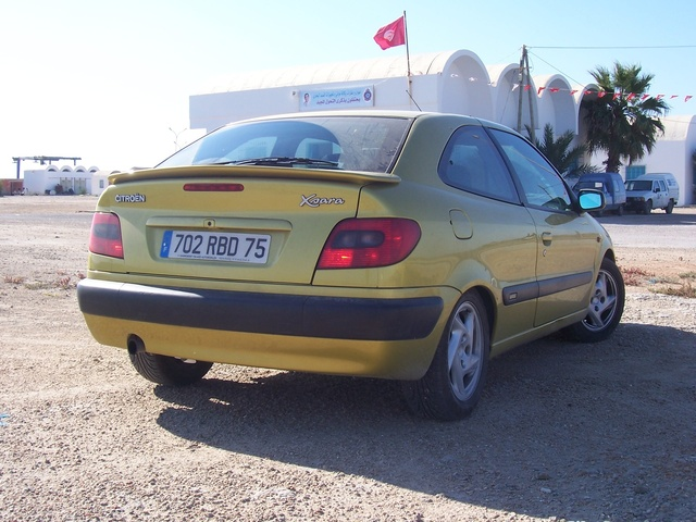 Picture of 1997 Citroen Xsara, exterior