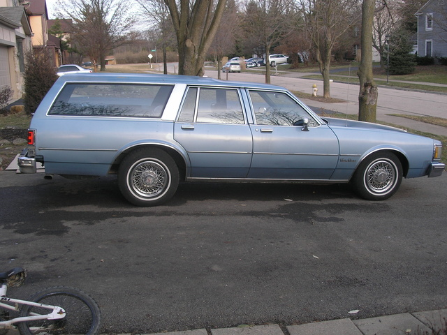 Picture of 1988 Oldsmobile Custom Cruiser, exterior, gallery_worthy