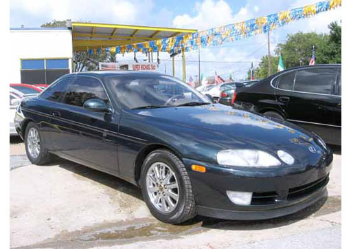 Lexus Sc Pic X