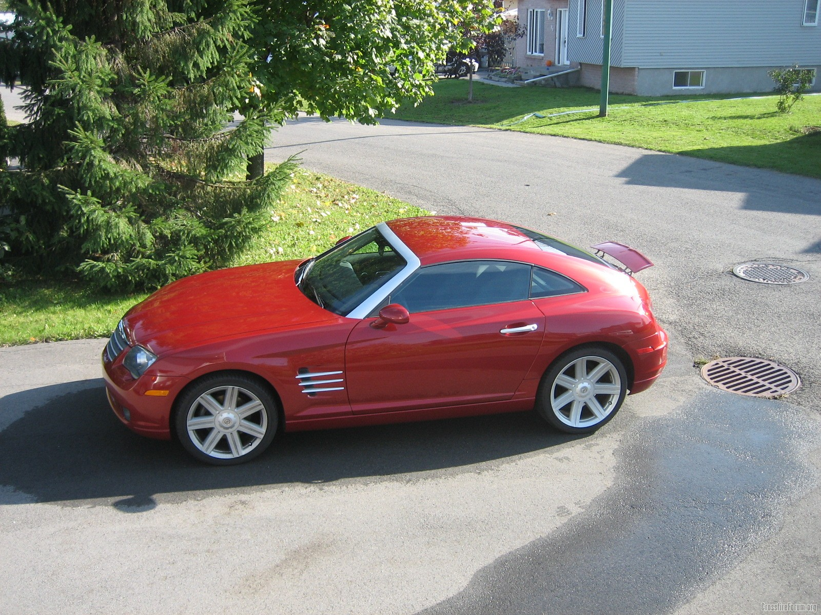 2004 chrysler crossfire pictures cargurus. Cars Review. Best American Auto & Cars Review