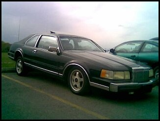 Picture of 1986 Lincoln Mark VII