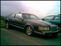 1986 Lincoln Mark VII Overview