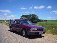 1992 Mitsubishi Magna Overview