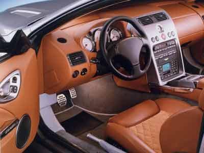 2006 Aston Martin V12 Vanquish picture, interior