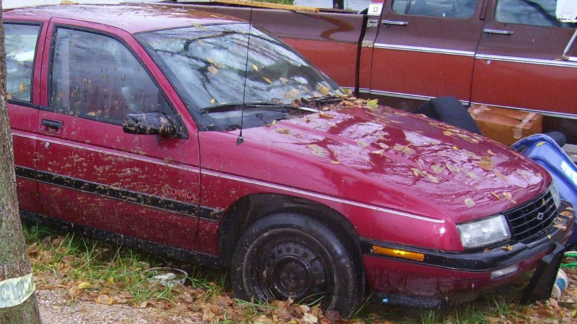 Chevrolet Corsica 1988. 1990 Chevrolet Corsica picture