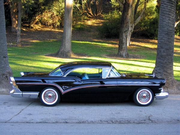 Art 1957 Buick Century
