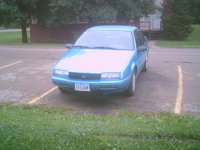 Picture of 1992 Chevrolet Beretta FWD, exterior, gallery_worthy