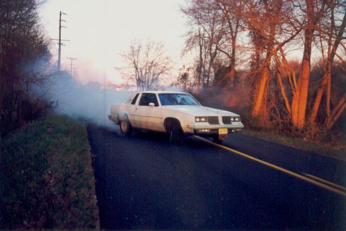 86 Cutlass. 1986 OLDS CUTLASS SUPREME