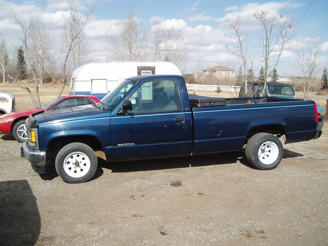 Picture of 1994 GMC Sierra 1500 C1500 SL Standard Cab LB, exterior, gallery_worthy