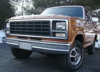 1980 Ford Bronco picture, exterior