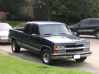 1995 Chevrolet C/K 1500 Ext. Cab 6.5-ft. Bed 2WD picture, exterior