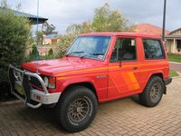 Picture of 1983 Mitsubishi Pajero, exterior, gallery_worthy