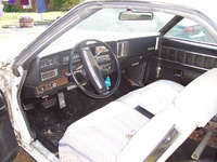 1974 Chevrolet El Camino picture, interior