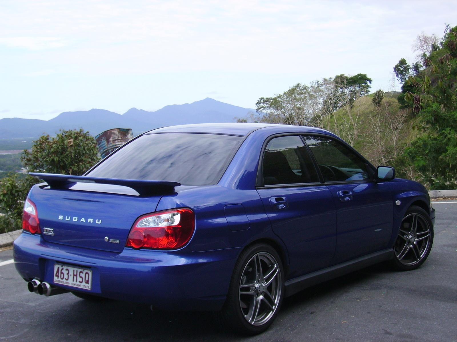 2003 Subaru Impreza Wrx Exterior Pictures Cargurus
