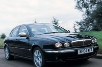 2008 Jaguar X-Type Picture Gallery