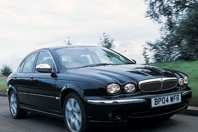 2008 Jaguar X-Type 3.0L picture