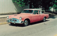 1955 Studebaker Commander Overview